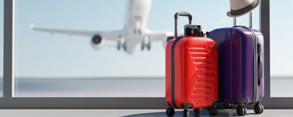 Personnalisation de valises