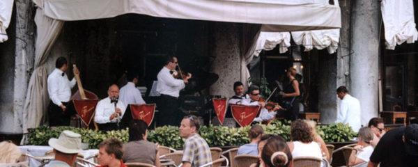 manger à Venise